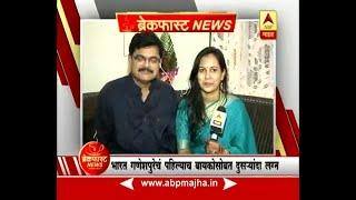 ब्रेकफास्ट न्यूज : पत्नीसोबतच्या दुसऱ्या लग्नाची गोष्ट, श्री आणि सौ गणेशपुरे यांच्याशी गप्पा