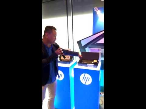 HP Printer Launch in Singapore