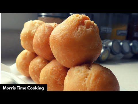 How To Make Fried Dumplings | Detailed Steps | Lesson #40 | Jamaican Style | Morris Time Cooking