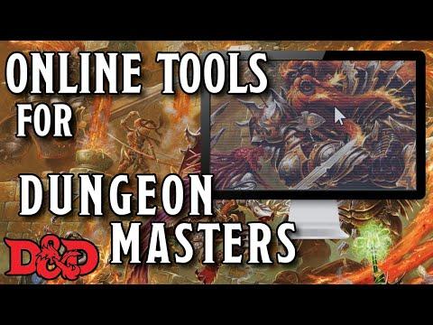 Dungeon Master Tools | 3 Tools for Quick Game Prep! | Jorphdan