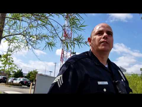 My first ever 1st amendment audit. Olympic Division LAPD Sergeant Fox (A+)