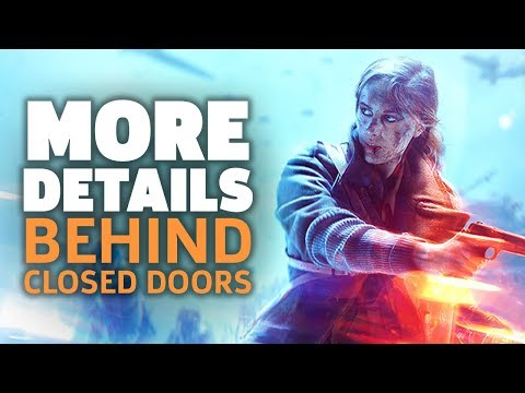 Battlefield V - More Details From Behind Closed Doors