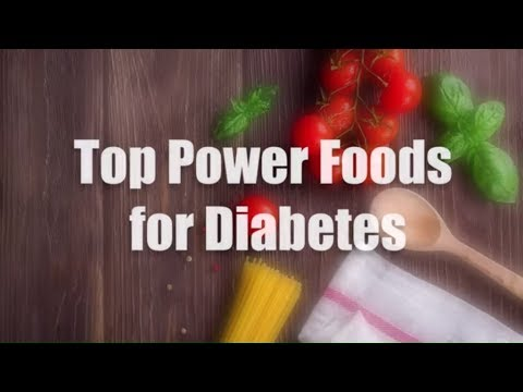 Top BEST Power Foods for Diabetes | Best Health Channel