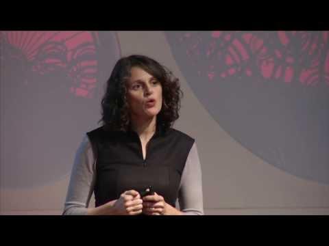 The sex talk: Marnie Goldenberg at TEDxRenfrewCollingwood