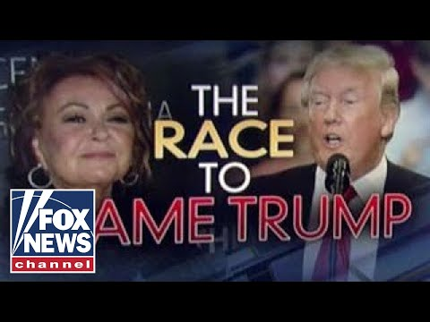 Ingraham: Roseanne and the race to blame Trump