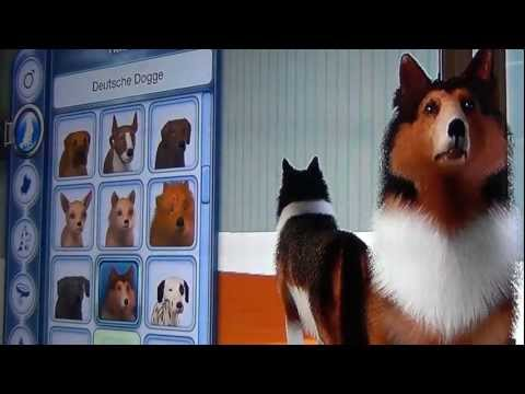 The Sims 3 Pets - Xbox 360 Offscreen Gameplay - gamescom 2011