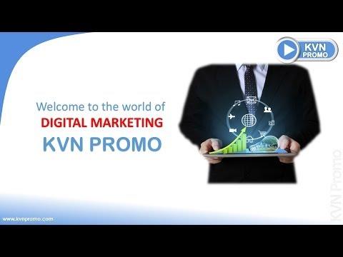 KVN Promo Presentation   Digital marketing   Email Marketing   SEO Promotions   Business promotions