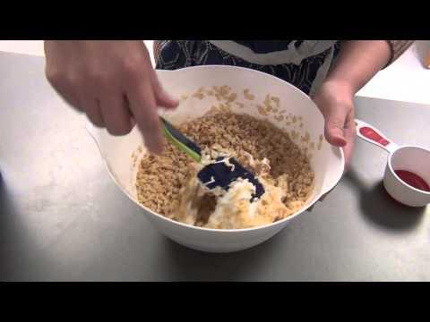 rice krispy treats microwave