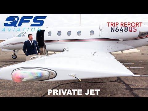 TRIP REPORT   NetJets - Cessna 560XLS - Portales (PRZ) to Sacramento (SMF)