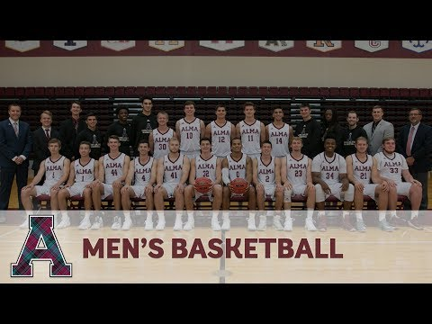 NCAA Division III Men's Basketball - Alma College vs. Kalamazoo College