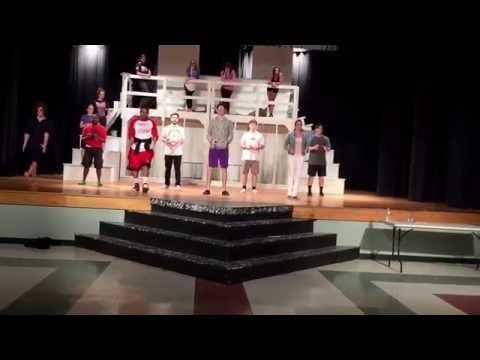 Dutchtown Highschool Drama: Getcha Head in the Game