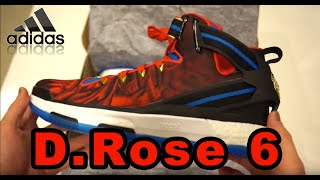 ad9b777a3044 Adidas D.Rose 6 Boost Performance Test   Review