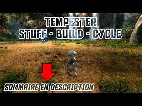 Guild Wars 2 Guide de Classe Élémentaliste Tempester : Stuff - Build - Cycle DPS [Français]