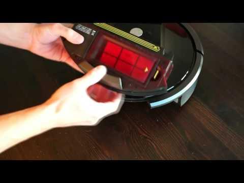Bac à poussières Roomba 980 / Bin