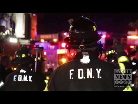 FDNY BOX 1308: Park Slope Building Collapse