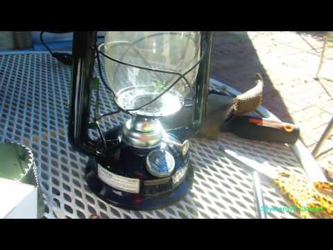 Make OIL Lamp WICKS from Old Kerosene Heater WICKS