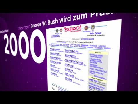 Yahoo! ist 15 - Happy Birthday!