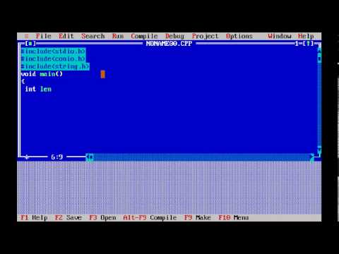 C program to find string length using strlen
