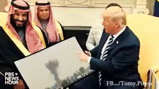 Download When #Trump Shows Reality (Killing Yemeni People) to #Saudi Arabia... Video