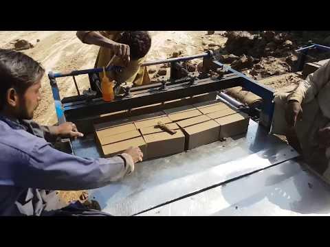 Clay Brick Machine Tile Bricks Production line
