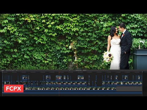 Ceremony Editing Tutorial for Wedding Filmmakers - Stephanie & Julian