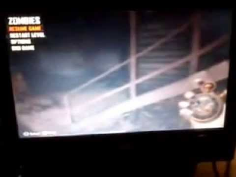 bo2 buried time bomb vision glitch ps3