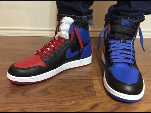 Jordan Retro 1 TOP 3 unbox and on feet review