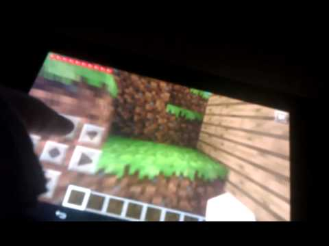 Minecraft PE how to eat food