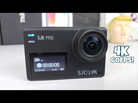 Sjcam SJ8 Pro - 4K 60FPS - Quick Raw Sample Video - Hero 6 Killer!