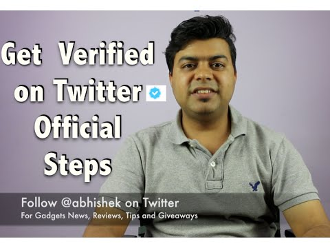 Official Twitter Rules To Get Verifed on Twitter, We Tell You How | Gadgets To Use