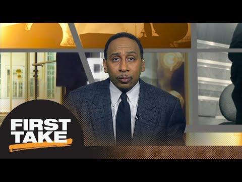 Stephen A. calls Mark Cuban allegations on racial discrimination 'alarming' | First Take | ESPN