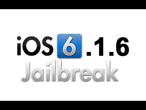 Jailbreak iPhone 3GS avec Redsn0w 6.1.6