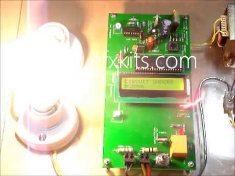 Ultra Fast Acting Electronic Circuit Breaker   Engineering Projects