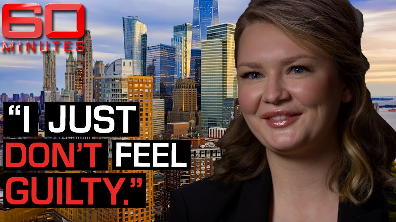 How con-artist Anna Sorokin ripped off the New York elite and became a star    60 Minutes Australia