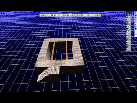 Build your own castle Part2