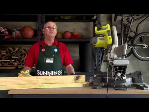 How To Build A D.I.Y. Timber Garden Arbour - D.I.Y. At Bunnings