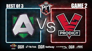 🔴[ Dota 2 LIVE ] ALLIANCE vs VP.PRODIGY - OGA Dota PIT Season 3: Europe/CIS - BO3