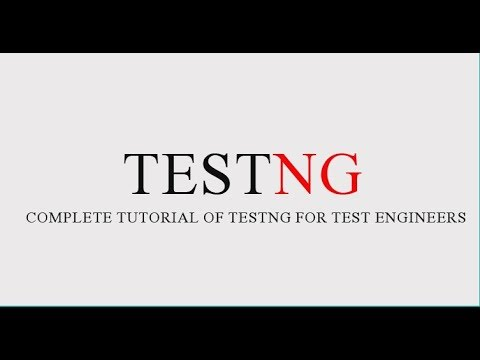 How to write test cases using TestNG with Selenium