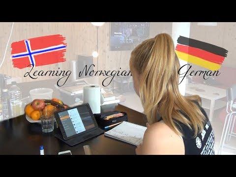 LEARNING NORWEGIAN as a German