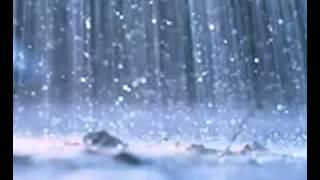 صوت المطر مريح للاعصاب هدوء استرخاء متعه بدون موسيقى