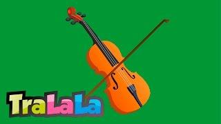 Instrumente muzicale - Cântece pentru copii | TraLaLa