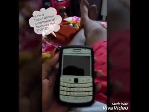 Dead BlackBerry Bold 9000 Blinking - Blackberry Bold Led Flashing
