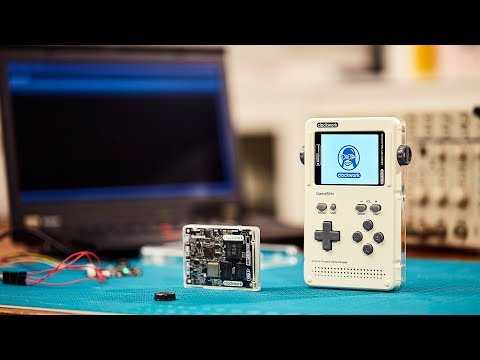 Build Your Portable Game Console in 2 Minutes---GameShell
