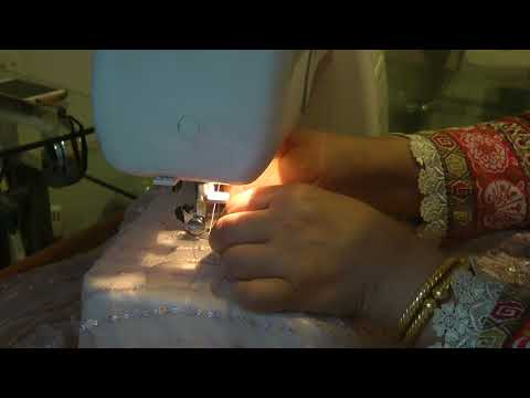 embroidery patch sewing