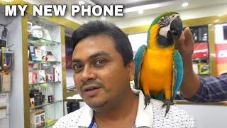 My New Phone !! Buying a new smartphone from Penta Menaka, Kochi