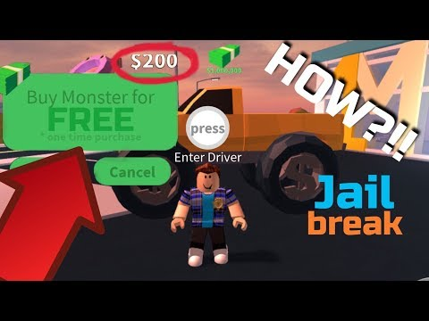[Patched] [GLITCH] HOW TO 'DRIVE' EVERY VEHICLE FOR FREE!? ROBLOX JAILBREAK