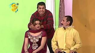 Iftikhar Thakur and Naseem Vicky Muhabbat CNG 4 Stage Drama Clip