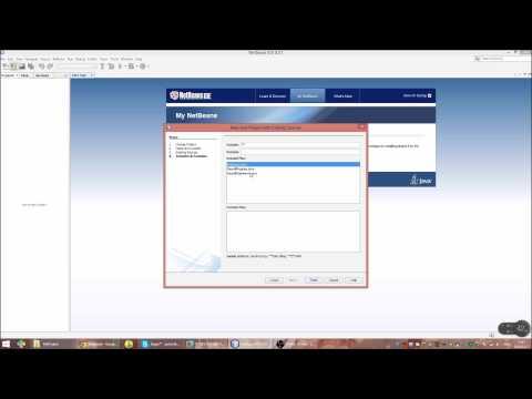 NetBeans IDE- Import Source Code
