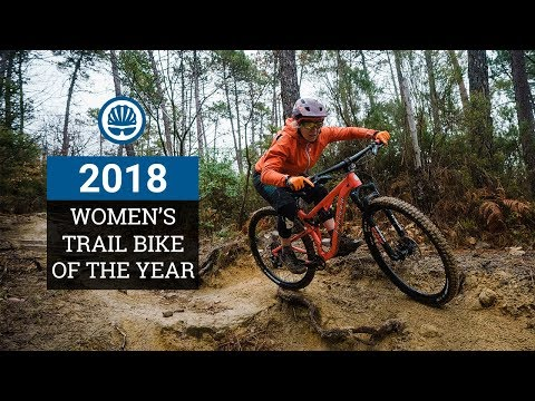 Juliana Joplin R - Women's Trail Bike Of The Year Winner 2018