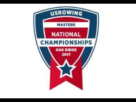 2017 USRowing Masters National Championships, Thursday